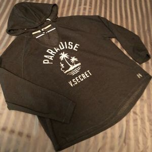 Victoria Secret Paradise Hooded Pullover